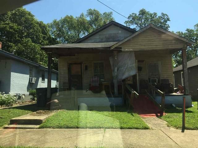 1404 Tunica St, Memphis, TN 38108 (#10098678) :: The Melissa Thompson Team