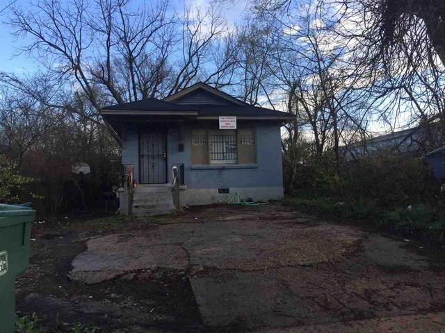 2162 Goff Ave, Memphis, TN 38114 (#10098681) :: Bryan Realty Group