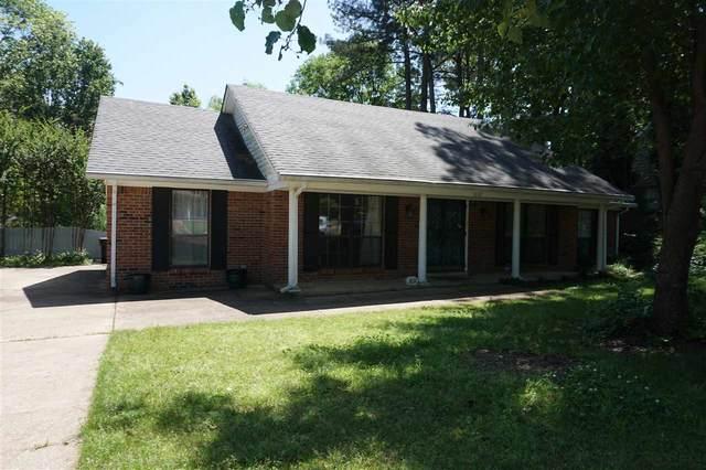 3132 George Cv, Bartlett, TN 38134 (MLS #10098700) :: Gowen Property Group | Keller Williams Realty
