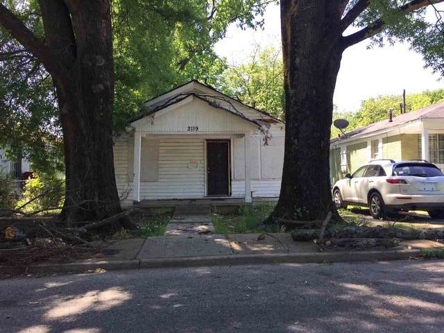 2119 Hunter Ave, Memphis, TN 38108 (#10098709) :: All Stars Realty