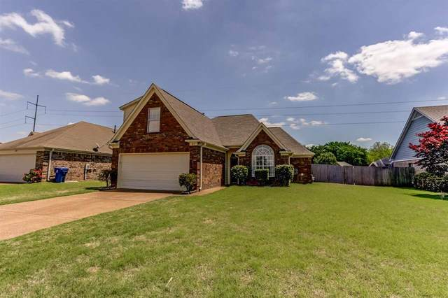 215 Mossy Springs Dr, Oakland, TN 38060 (#10098714) :: The Wallace Group - RE/MAX On Point