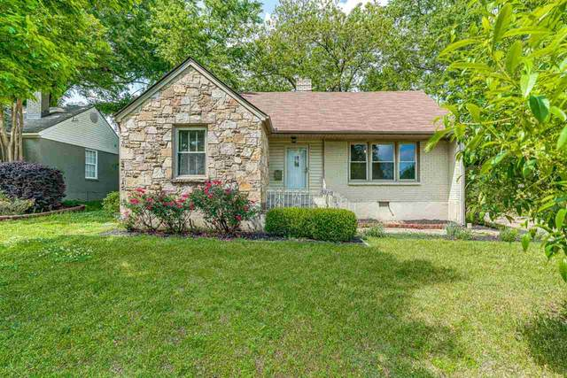 3810 Shirlwood Ave, Memphis, TN 38122 (#10098730) :: All Stars Realty