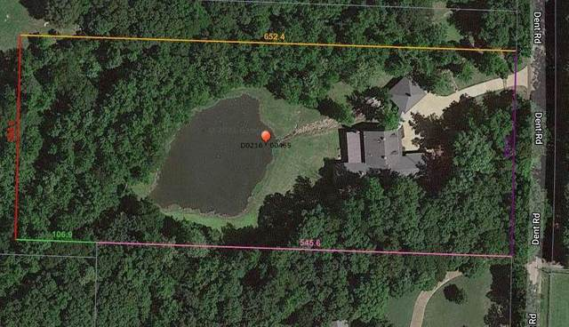 875 Dent Rd, Unincorporated, TN 38028 (#10098786) :: The Wallace Group - RE/MAX On Point