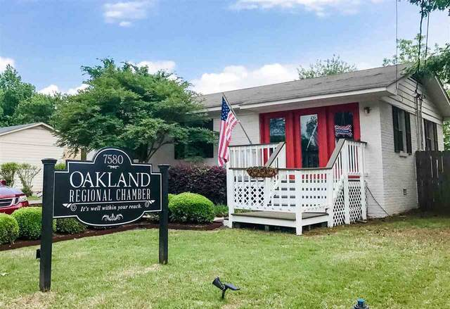 7580 Hwy 64 Hwy, Oakland, TN 38060 (#10098797) :: Faye Jones | eXp Realty