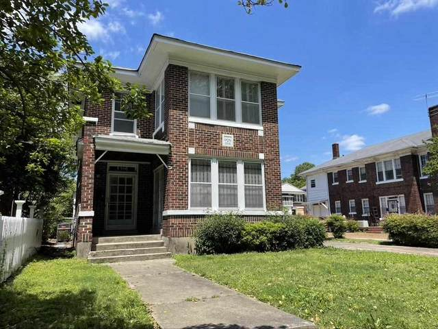 1234 Carr Ave, Memphis, TN 38104 (#10098802) :: The Wallace Group - RE/MAX On Point