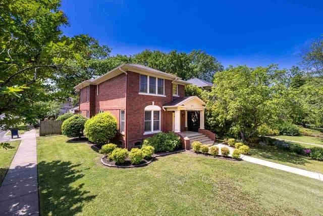 1703 Peach Ave, Memphis, TN 38112 (#10098814) :: Faye Jones | eXp Realty