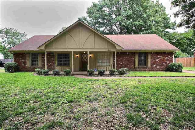 338 Rutledge St, Collierville, TN 38017 (#10098968) :: The Wallace Group - RE/MAX On Point
