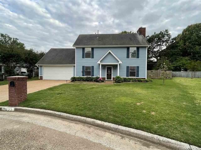 7633 Holly Glen Cv, Memphis, TN 38133 (MLS #10098990) :: Gowen Property Group | Keller Williams Realty