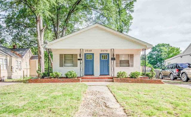 2568 Quail Ave, Memphis, TN 38112 (#10098997) :: The Wallace Group - RE/MAX On Point