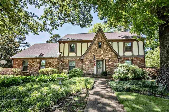 2811 Ole Pike Dr, Germantown, TN 38138 (#10099039) :: All Stars Realty