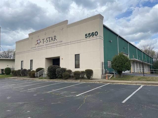 5560 E Raines Rd, Memphis, TN 38115 (#10099040) :: RE/MAX Real Estate Experts
