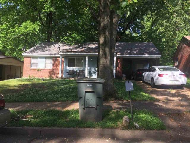 3345 Justine St, Memphis, TN 38127 (#10099075) :: Faye Jones | eXp Realty