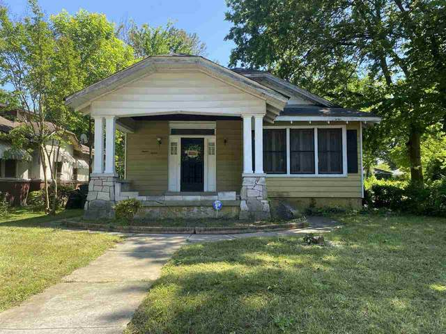 1615 E Mclemore Ave, Memphis, TN 38106 (#10099135) :: The Wallace Group at Keller Williams