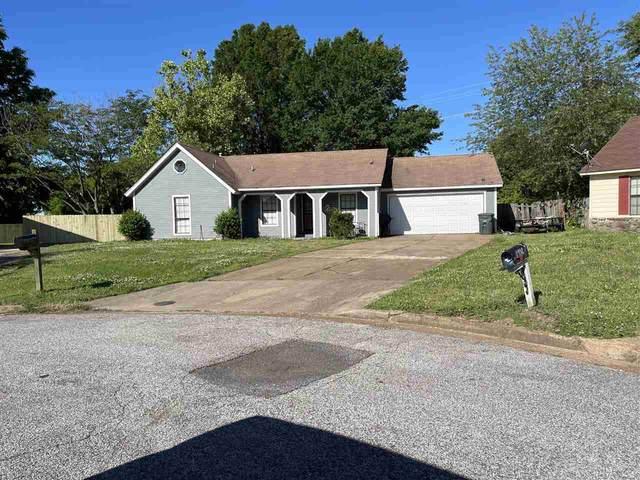5931 Hickory Leaf Cv, Memphis, TN 38141 (#10099148) :: All Stars Realty