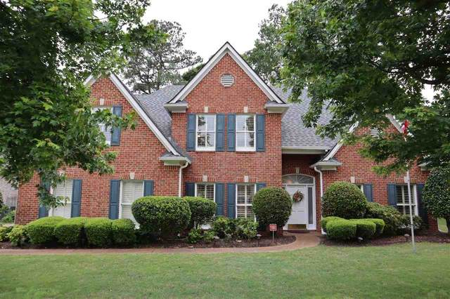 8123 Waverly Xing, Germantown, TN 38138 (#10099159) :: All Stars Realty