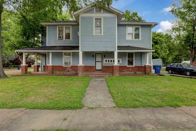 126 W North St, Somerville, TN 38068 (#10099184) :: Area C. Mays | KAIZEN Realty