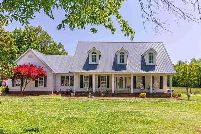 1241 Glen Harris Rd, Adamsville, TN 38310 (#10099213) :: The Wallace Group at Keller Williams