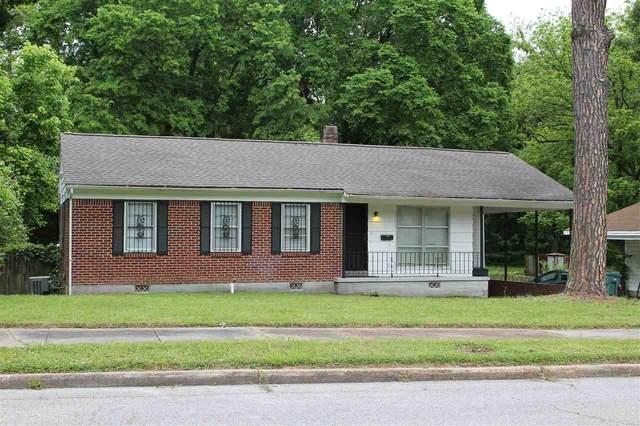 3486 Hallbrook St, Memphis, TN 38127 (#10099220) :: All Stars Realty