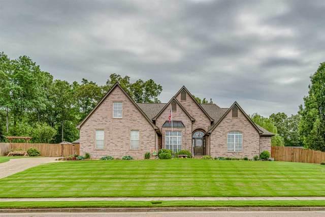 6743 Rabittail Ln, Bartlett, TN 38002 (#10099252) :: The Home Gurus, Keller Williams Realty
