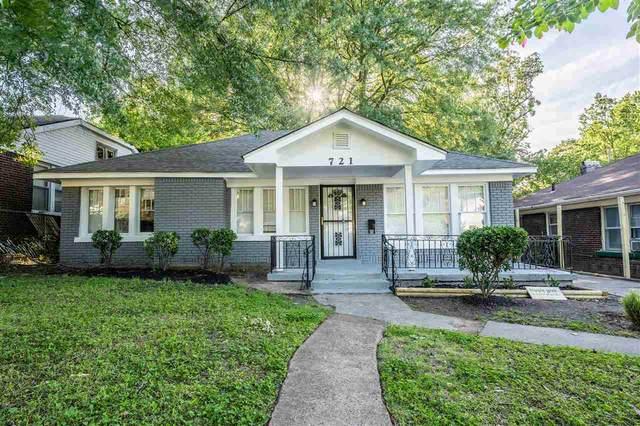 721 Mcconnell St, Memphis, TN 38112 (#10099276) :: The Home Gurus, Keller Williams Realty