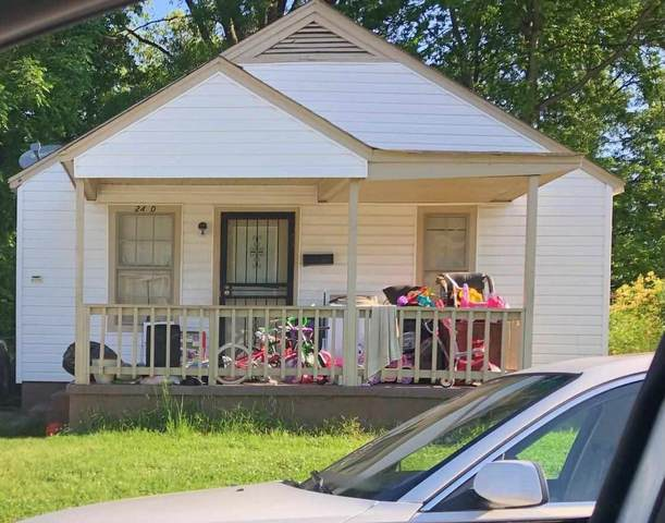2470 Vandale Ave, Memphis, TN 38108 (#10099321) :: All Stars Realty