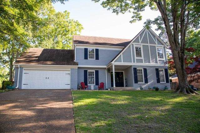 8705 Riverchase Dr, Germantown, TN 38139 (#10099381) :: The Home Gurus, Keller Williams Realty