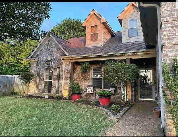 50 Sadie Cv, Oakland, TN 38060 (#10099388) :: The Home Gurus, Keller Williams Realty