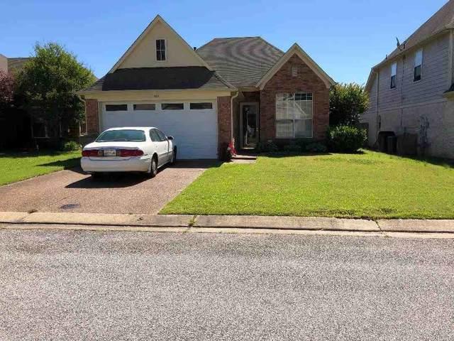 1018 Duomo Cv, Memphis, TN 38018 (#10099390) :: The Home Gurus, Keller Williams Realty