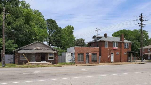 2944 Broad Ave, Memphis, TN 38112 (MLS #10099411) :: Area C. Mays | KAIZEN Realty