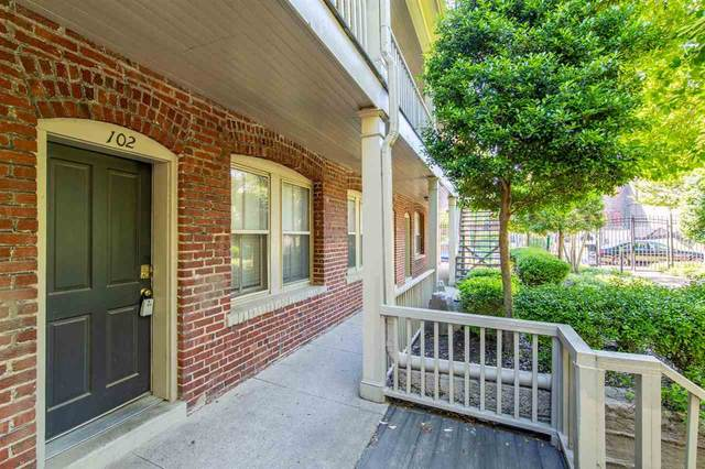 384 Mulberry St #102, Memphis, TN 38103 (#10099466) :: Bryan Realty Group