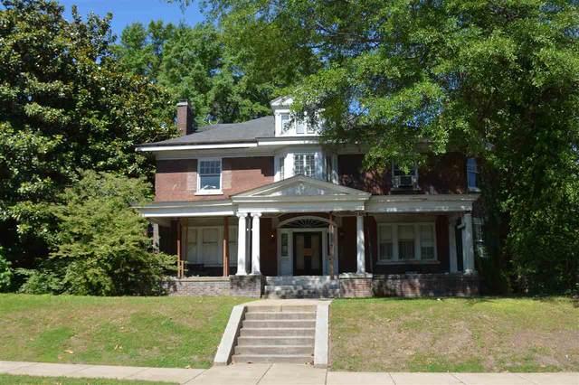 135 N Montgomery St, Memphis, TN 38104 (MLS #10099583) :: Gowen Property Group | Keller Williams Realty