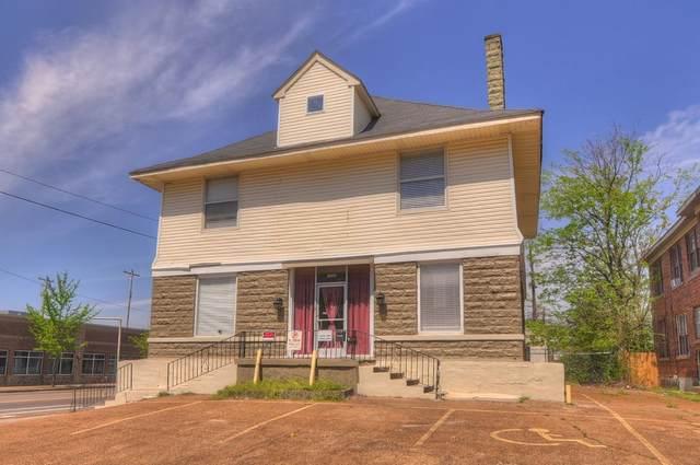 1350 Monroe Ave, Memphis, TN 38104 (MLS #10099589) :: Your New Home Key