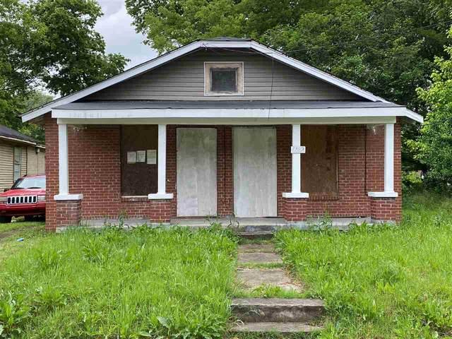 1049 N Dunlap St, Memphis, TN 38107 (#10099840) :: Area C. Mays | KAIZEN Realty