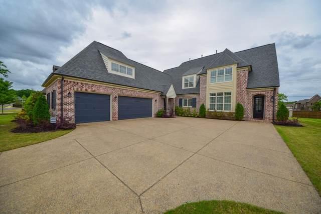 4717 Magnolia Park Cir W, Collierville, TN 38017 (MLS #10099886) :: Gowen Property Group | Keller Williams Realty