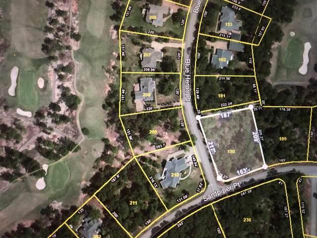 LOT 190 Sandpiper & Blue Heron Pt, Counce, TN 38326 (MLS #10099890) :: Gowen Property Group | Keller Williams Realty