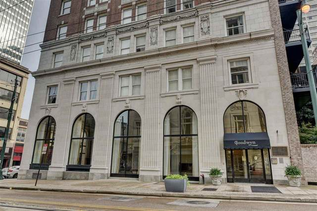 127 Madison Ave #1700, Memphis, TN 38103 (#10099979) :: RE/MAX Real Estate Experts