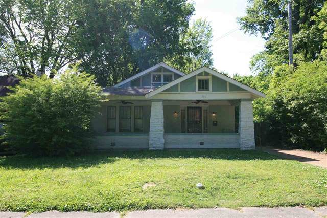 761 N Avalon St, Memphis, TN 38107 (#10099995) :: The Wallace Group at Keller Williams