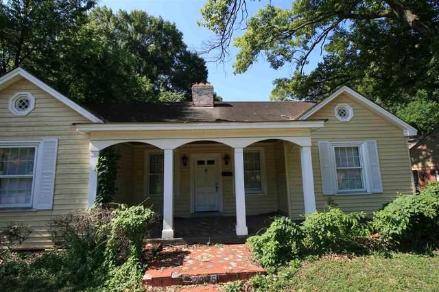 2275 Jackson Ave, Memphis, TN 38112 (MLS #10100001) :: Gowen Property Group | Keller Williams Realty