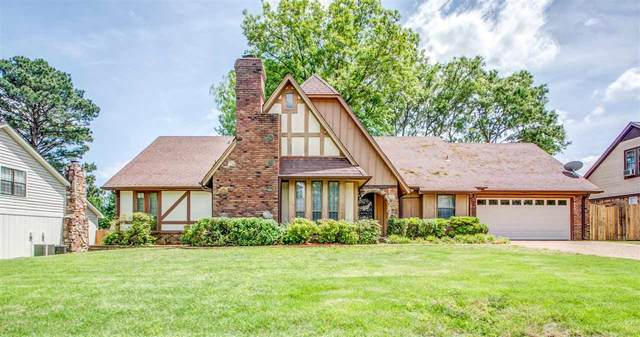 3542 Jenny Ln, Bartlett, TN 38135 (#10100032) :: The Wallace Group - RE/MAX On Point