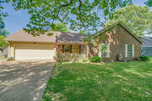 4069 Oak Rd, Bartlett, TN 38135 (#10100033) :: All Stars Realty