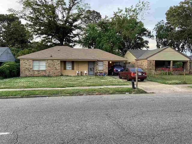 4202 Knight Arnold Rd, Memphis, TN 38118 (#10100053) :: All Stars Realty