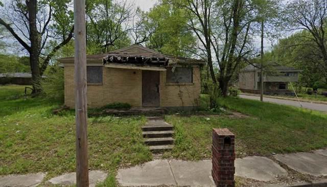703 W Peebles Ave W, Memphis, TN 38109 (#10100068) :: All Stars Realty