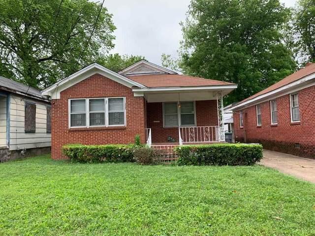 1746 Eldridge Ave, Memphis, TN 38108 (#10100122) :: All Stars Realty