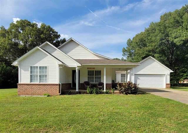 130 Robin St, Munford, TN 38058 (MLS #10100142) :: Gowen Property Group | Keller Williams Realty