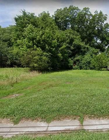 1439 Hyde Park Blvd, Memphis, TN 38108 (MLS #10100163) :: The Justin Lance Team of Keller Williams Realty