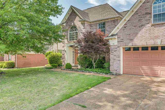 50 Whispering Ridge Cv, Oakland, TN 38060 (#10100201) :: The Wallace Group - RE/MAX On Point