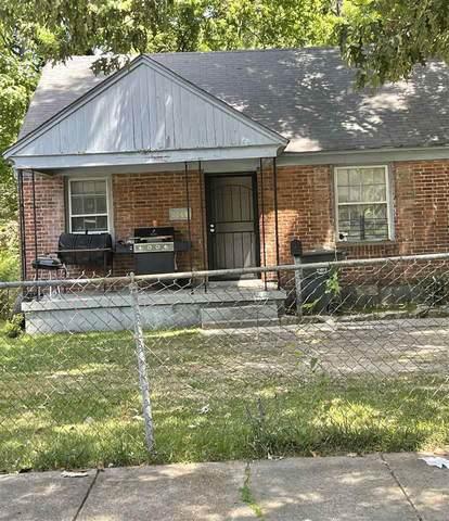 2668 Browning Ave, Memphis, TN 38114 (MLS #10100214) :: Gowen Property Group | Keller Williams Realty