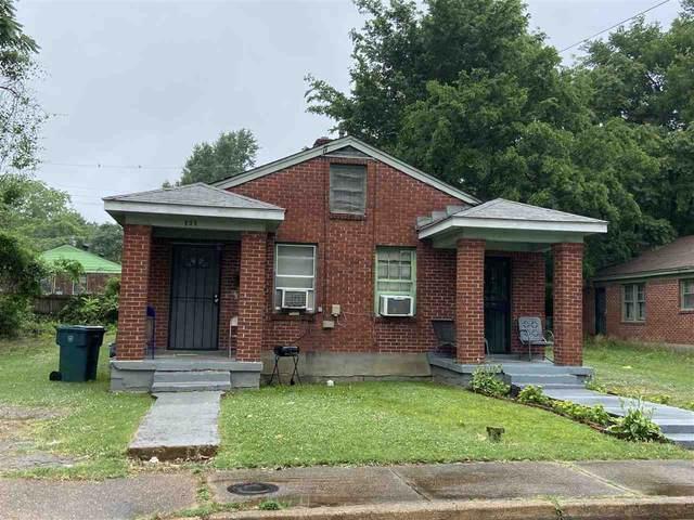 755 Hilton St, Memphis, TN 38114 (#10100245) :: RE/MAX Real Estate Experts