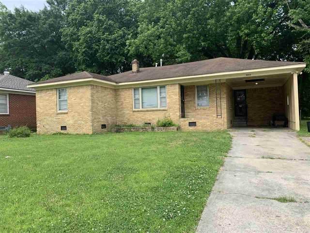 3363 Riney St, Memphis, TN 38127 (#10100321) :: The Melissa Thompson Team