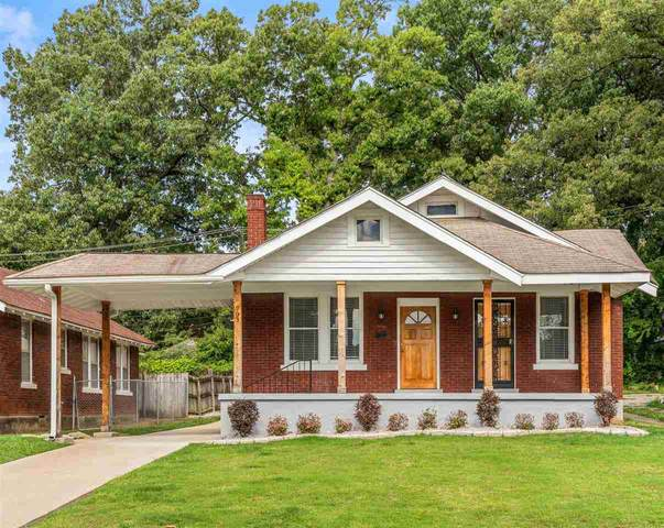 903 N Belvedere St, Memphis, TN 38107 (MLS #10100329) :: Gowen Property Group | Keller Williams Realty
